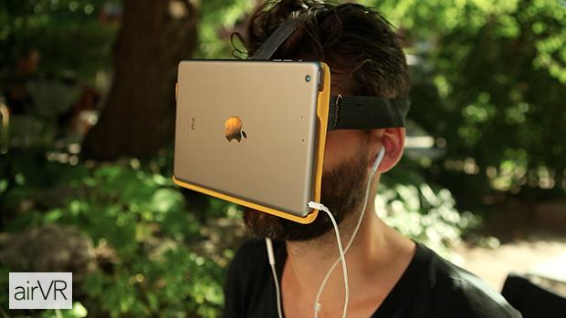Версия AirVR с iPad mini. Изображение № 2.