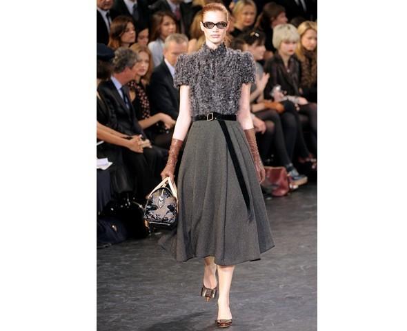 Можно все: Модели на показе Louis Vuitton. Изображение № 19.