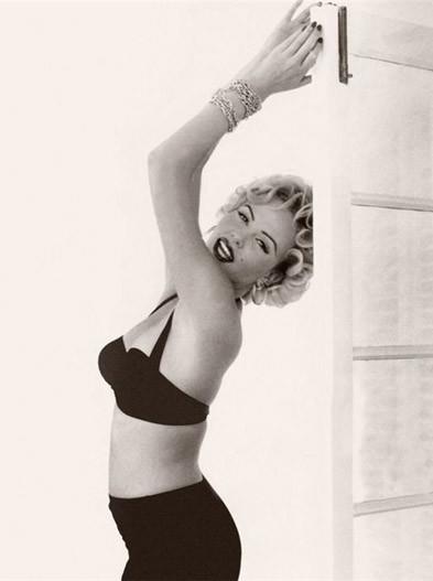15 съёмок, посвящённых Мэрилин Монро. Изображение № 19.