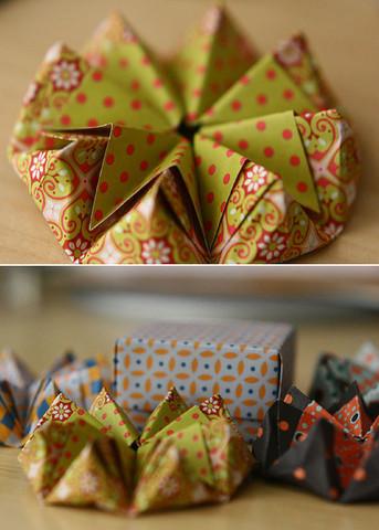 Любовь к бумаге или 1001 оригами. Изображение № 35.