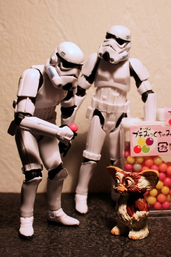 Stormtroopers day off. Изображение № 8.