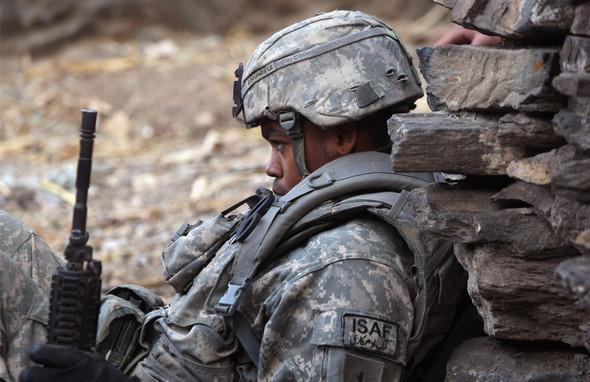 Афганистан. Военная фотография. Изображение № 273.
