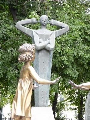 ДЕТИ – ЖЕРТВЫ ПОРОКОВ ВЗРОСЛЫХ М. М. ШЕМЯКИН. Изображение № 8.