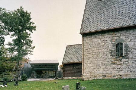 Petter dass museum от Snhetta Норвегия. Изображение № 6.