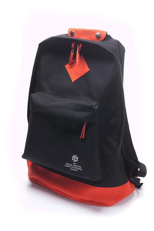 GOOD LOCAL — специальная серия рюкзаков Гоши Орехова. Изображение № 6.