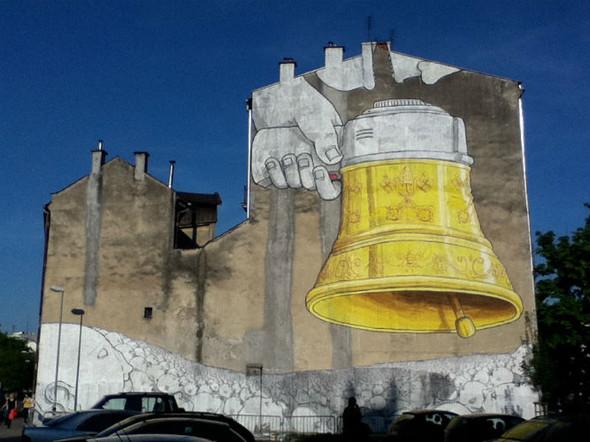 Лучшие стрит-арт проекты 2011 года. Изображение №20.