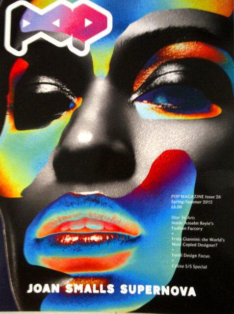 Обложки: Vogue, W и Pop. Изображение № 8.