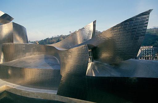 Музей Гуггенхайма вБильбао. Изображение № 20.