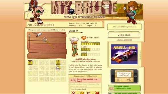 MyBrute. Изображение № 1.