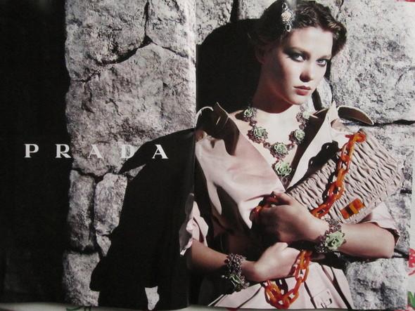 Превью кампаний: Miu Miu и Prada. Изображение № 2.