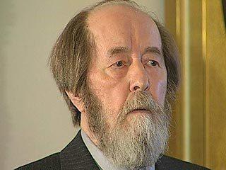 Умер Александр Солженицын. Изображение № 1.