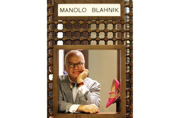Manolo Blahnik сделает коллекцию для Liberty. Изображение № 1.