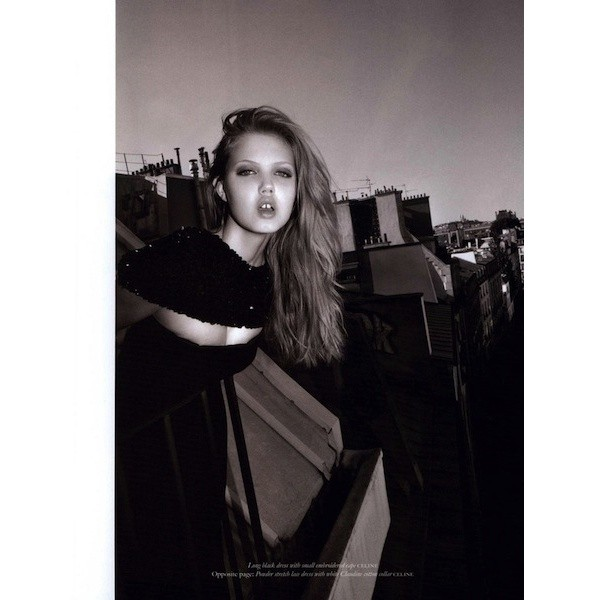 5 новых съемок: Purple Fashion, Vogue и W. Изображение № 13.