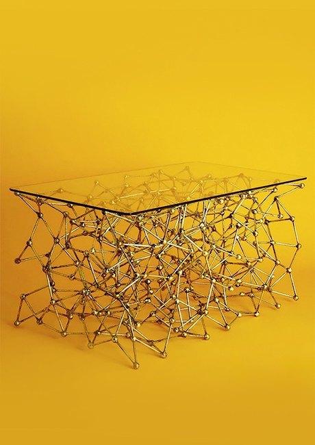 Как дизайнеры вдохновляются наукой: Молекулы и атомы  в интерьере. Изображение № 20.