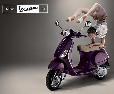 VESPA (1 из100 великих предметов итальянского дизайна). Изображение № 6.