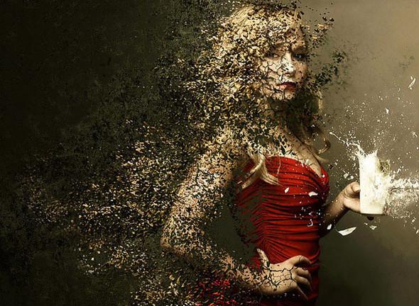 Сюрреализм спомощью Adobe Photoshop. Изображение № 7.