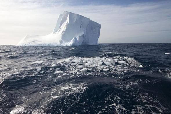 Трижды вокруг света: полярная экспедиция яхты «Scorpius». Изображение № 5.