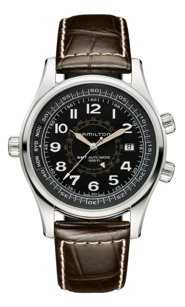 Hamilton Pan Europ Chronograph . Изображение № 26.