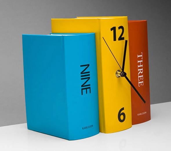 Необычный дизайн часов. Изображение № 4.