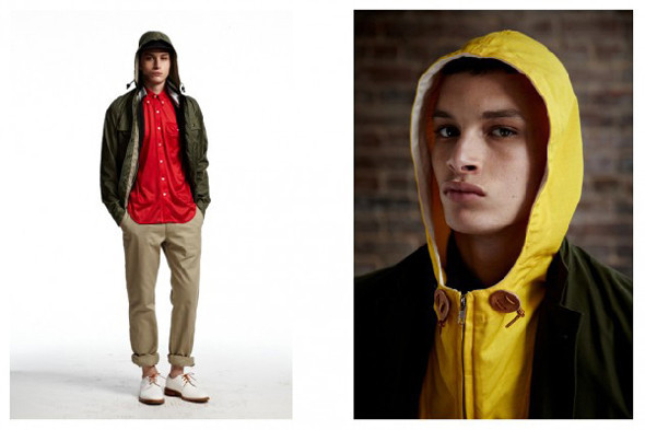 Woolrich Woolen Mills Spring/Summer 2013 Collection. Изображение № 25.