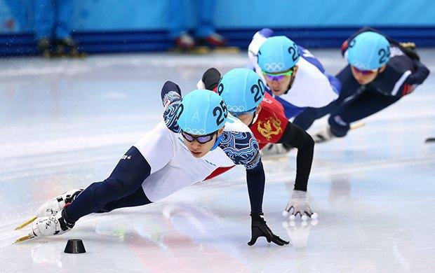 Конькобежец Виктор Ан ломает границы. Изображение № 2.