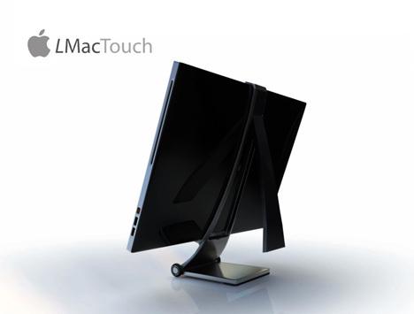 LMacTouch. Новый концепт отApple. Изображение № 4.