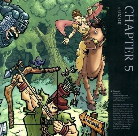 10 альбомов о комиксах. Изображение № 166.