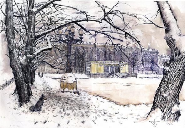 Зима. Изображение № 2.