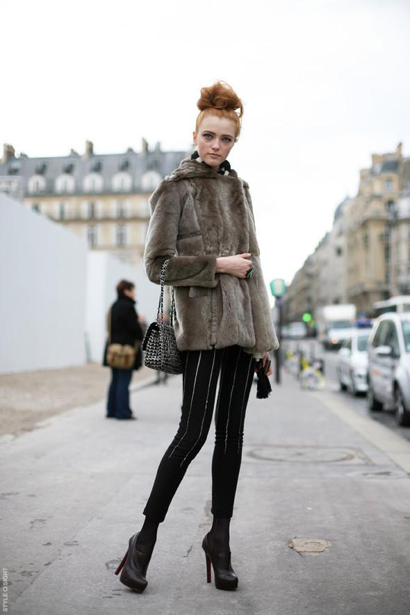 Models street style. Изображение № 18.