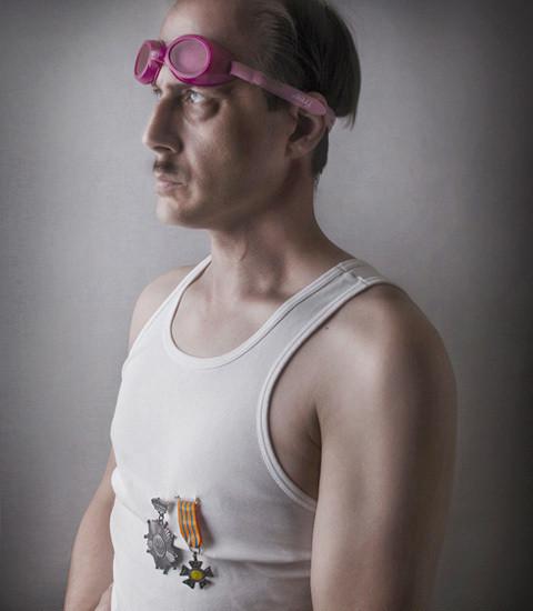 Изображение 9. Руад ДеЛон: эгоистичные автопортреты.. Изображение № 17.