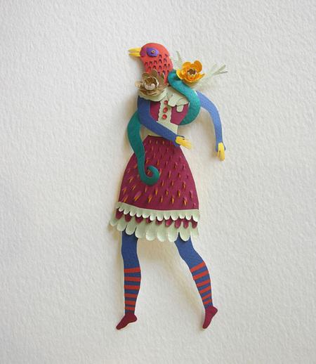 Уроки рукоделия отчудо художницы Elsa Mora. Изображение № 6.