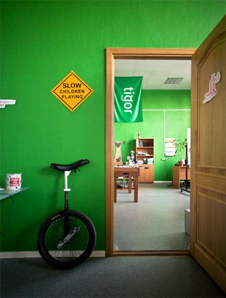 Офис дизайн-студии «Nimax». Изображение № 10.
