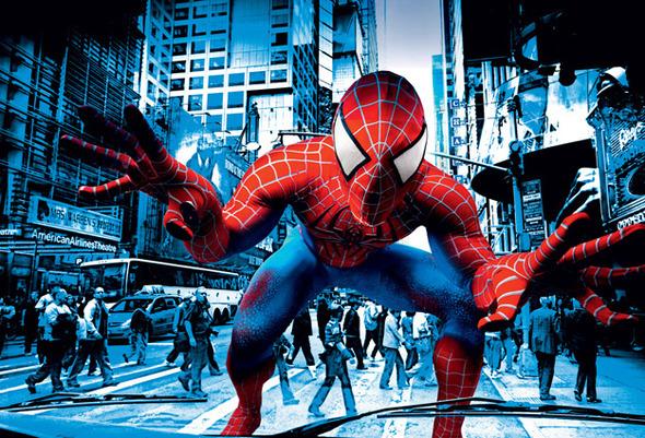 Супергерои в фотосъемках: 8 историй о тайне, подвигах и спасениях. Изображение № 57.