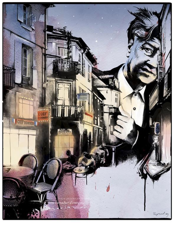 Иллюстрации для журнала и сайта «Сноб». Изображение № 14.