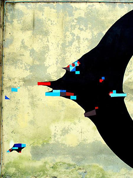 Абстрактное граффити: Стрит-художники об улицах, публике, опасности и свободе. Изображение № 74.