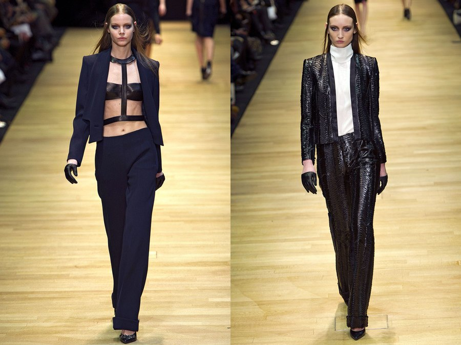 Неделя моды в Париже:  Дни 1 и 2. Изображение № 24.