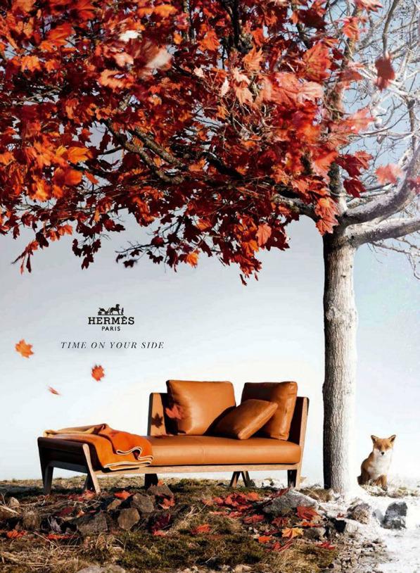 Волшебная рекламная кампания Hermès осень-зима 2012. Изображение № 6.