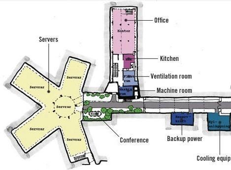 Проект-ядерный бункер. Изображение № 6.