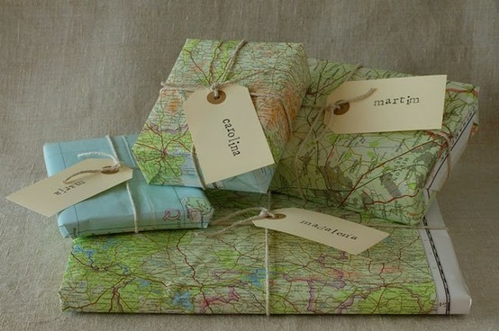 55 идей для упаковки новогодних подарков. Изображение № 102.