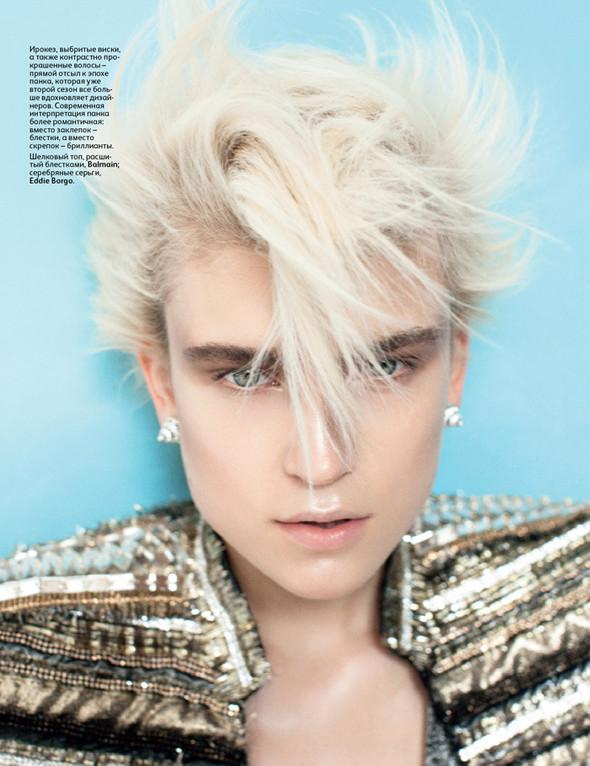 Съёмка: Виктор Демаршелье для российского Vogue. Изображение № 3.
