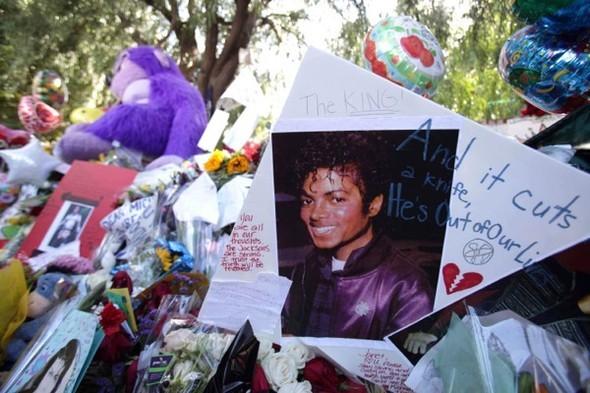 Панихида покоролю поп-музыки Майклу Джексону. Изображение № 20.
