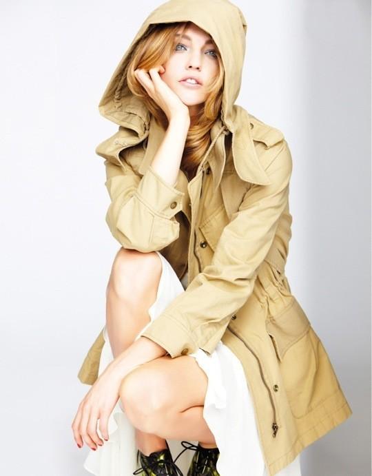 Превью кампании: Саша Пивоварова для Eryn Brinie SS 2012. Изображение № 2.