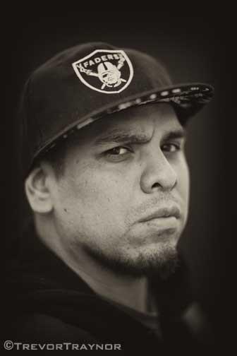 Бэкстейдж портреты с хип-хоп фестиваля Rock The Bells 2011. Изображение № 12.