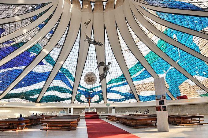 Кафедральный собор Бразилии. Изображение № 4.