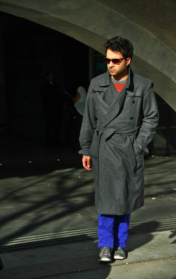Streets of London/Men's style. Изображение № 3.