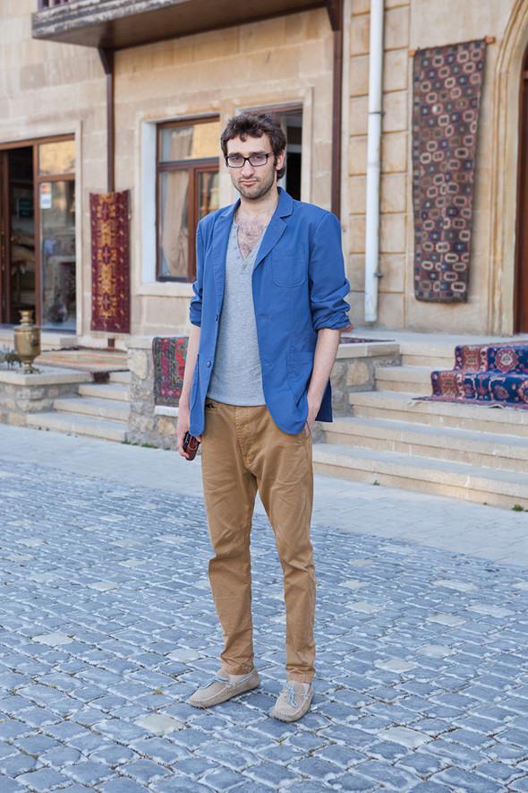 Baku Street Fashion | Spring 2012. Изображение № 26.