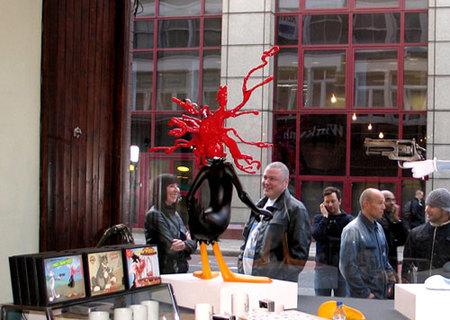 """James Cauty, выставка """"Splatter"""", Лондон. Изображение № 6."""