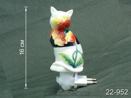Кошки в интерьере. Изображение № 26.