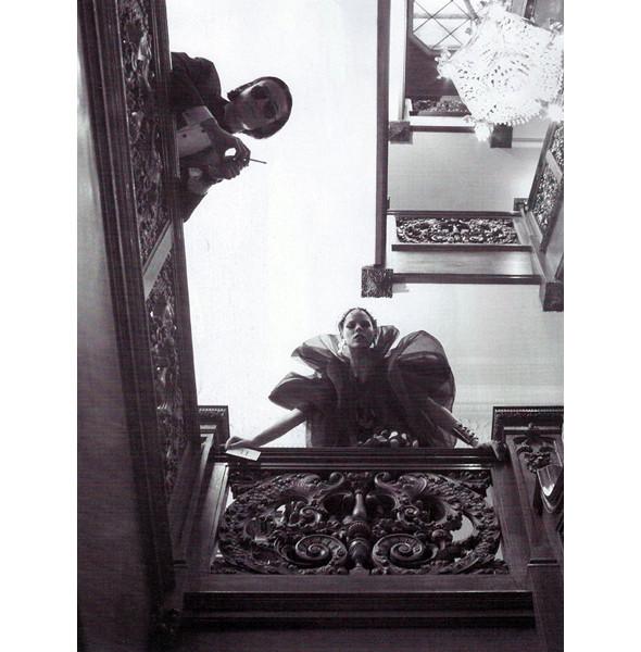 Изображение 40. Съемки: Harper's Bazaar, Metal, V и Vogue.. Изображение № 34.