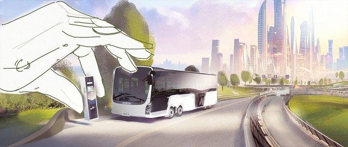 Спецэффекты: город будущего в рекламе Toshiba . Изображение № 4.